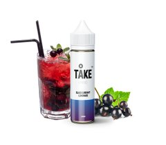 E-Liquid TAKE MIST | BLACK CURRANT LEMONADE | 20 ml, 0 mg/ml 4751028735264