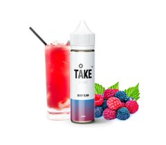 E-Liquid TAKE MIST | BERRY SLUSH | 20 ml, 0 mg/ml 4751028735288
