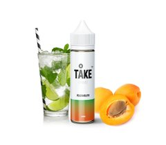 E-Liquid TAKE MIST | PEACH MOJITO | 20 ml, 0 mg/ml 4751028735271