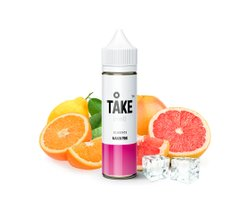 E-Liquid TAKE MIST | MAN IN PINK | 20 ml, 0 mg/ml 4751028737220