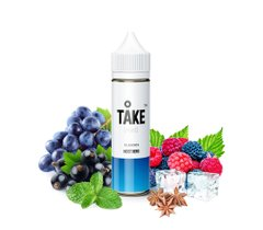 E-Liquid TAKE MIST | HEIST BERG | 20 ml, 0 mg/ml 4751028737213