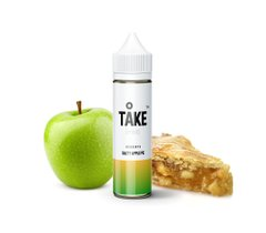 E-Liquid TAKE MIST | SALTY APPLE PIE | 20 ml, 0 mg/ml 4751028737763